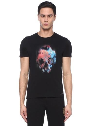 Alexander McQueen Tişört Siyah